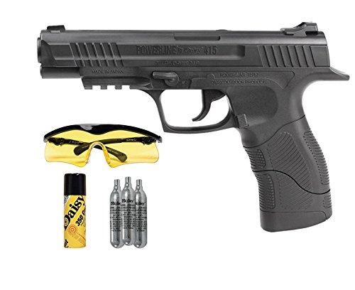 Daisy 985415-442 Hunting Air Pistol review