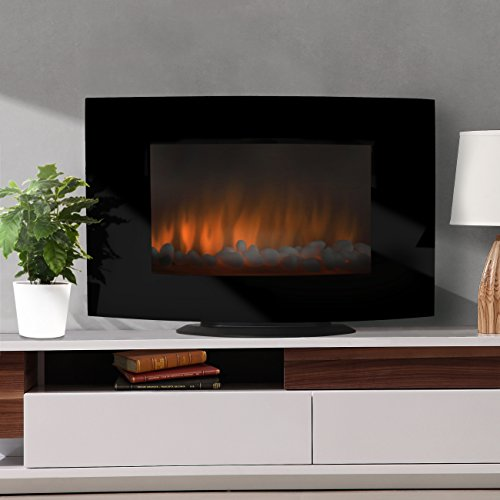 wall mount and free standing fireplace