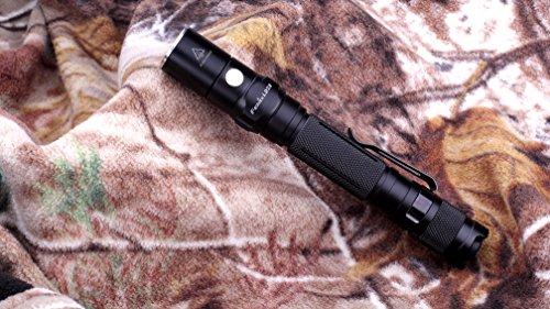 high, low, medium and boost flashlight