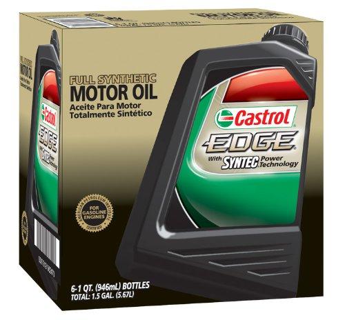 castrol edge review