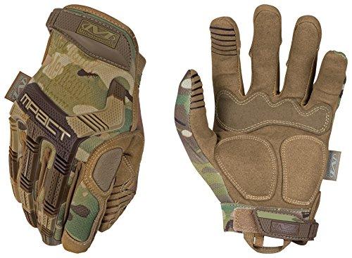 Mechanix Wear Multicam M-pact Tactical Gloves