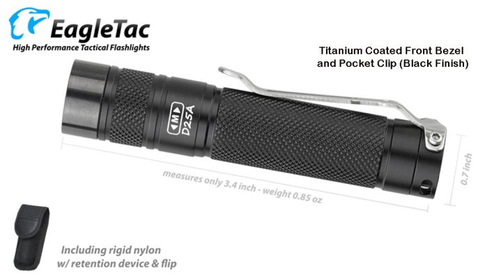 Eagletac d25a review