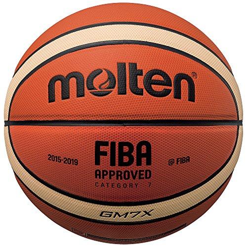 Molten basketball review