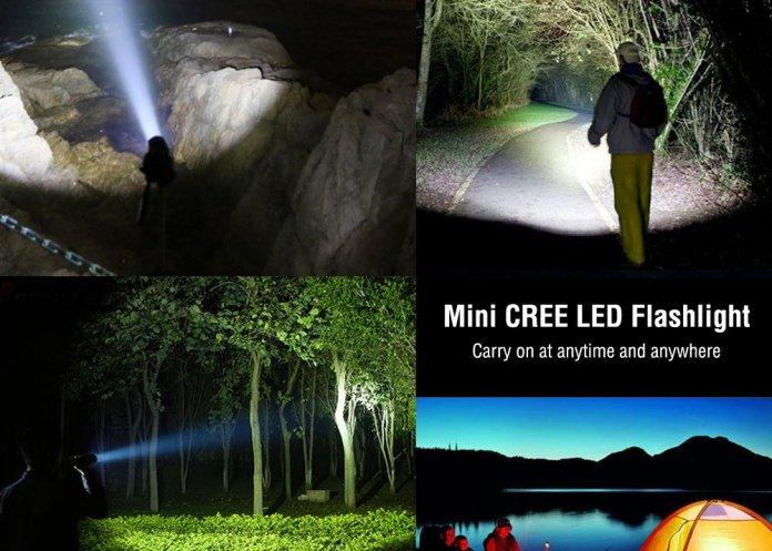 Long Lasting flashlights