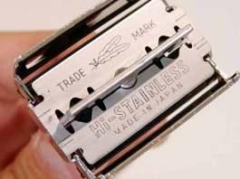 Safety Shaving Razor Blades