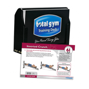 Total Gym Accessories   TotalGymDirect   Official Total Gym Store Training Deck with Card Holder   Total Gym