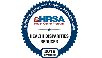 HRSA Health Dispartities Reducer
