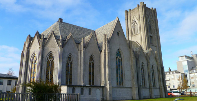 Roman Catholic cathedral in Iceland