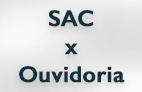 SAC x Ouvidoria
