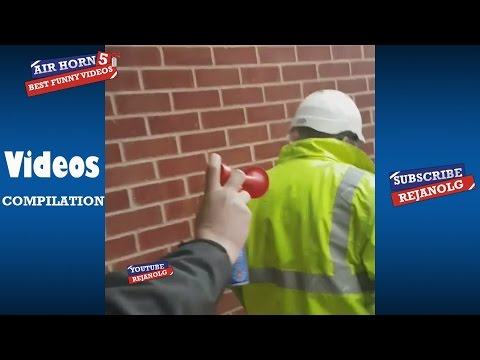 VIDEO: AIR HORN #5 Compilation 2017 | Best Funny Videos