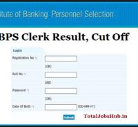 ibps-clerk-prelims-result