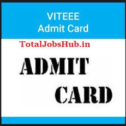 viteee-admit-card