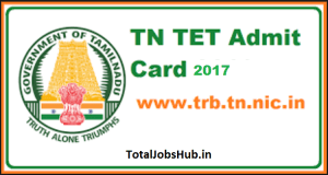 tntet-admit-card