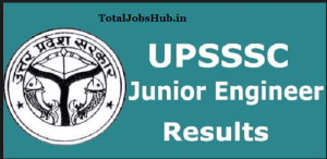 upsssc-junior-engineer-result