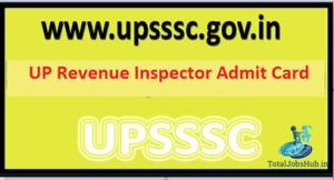 upsssc-revenue-inspector-admit-card