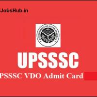 upsssc-vdo-admit-card
