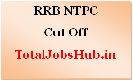 rrb-ntpc-cut-off