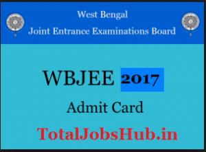 wbjee-admit-card