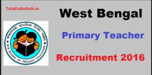 west-bengal-primary-teacher-recruitment