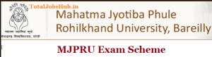 mjp-rohilkhand-university-exam-scheme