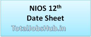 nios-12th-time-table