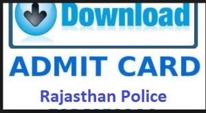 rajasthan-police-si-admit-card