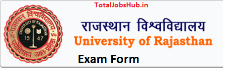 rajasthan-university-exam-form