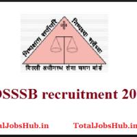dsssb-recruitment