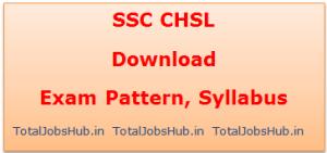 ssc-chsl-syllabus