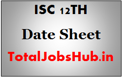 isc-12th-date-sheet