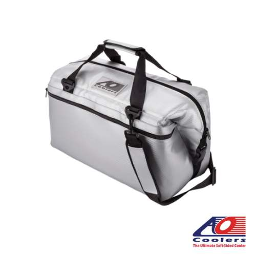 24 Can AO Coolers Carbon Cooler Bag