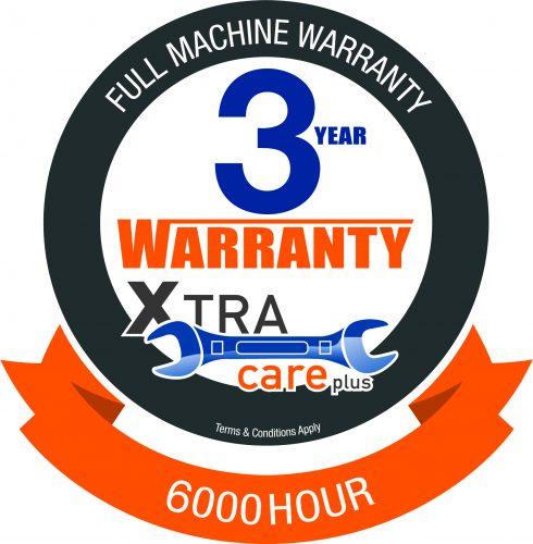 LG 3 Years Warranty Logo