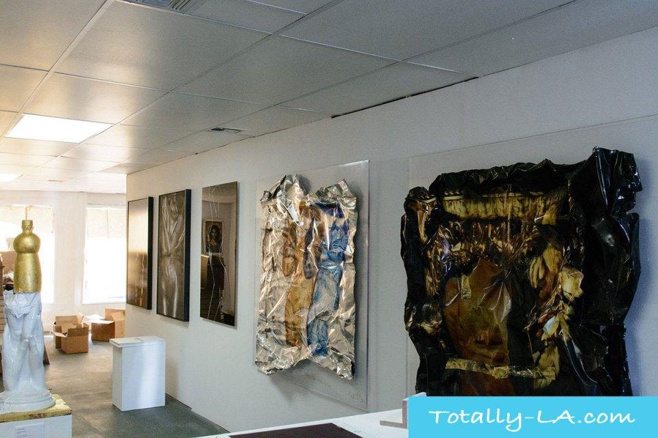 LA art gallery