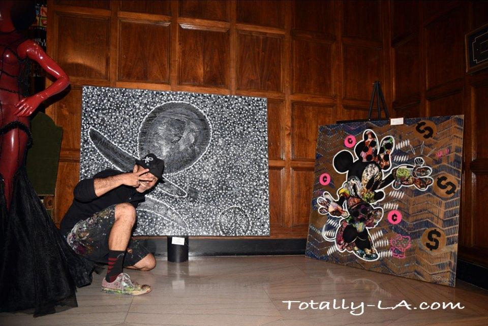 la art scene