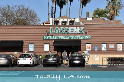 natural foods store Los Angeles
