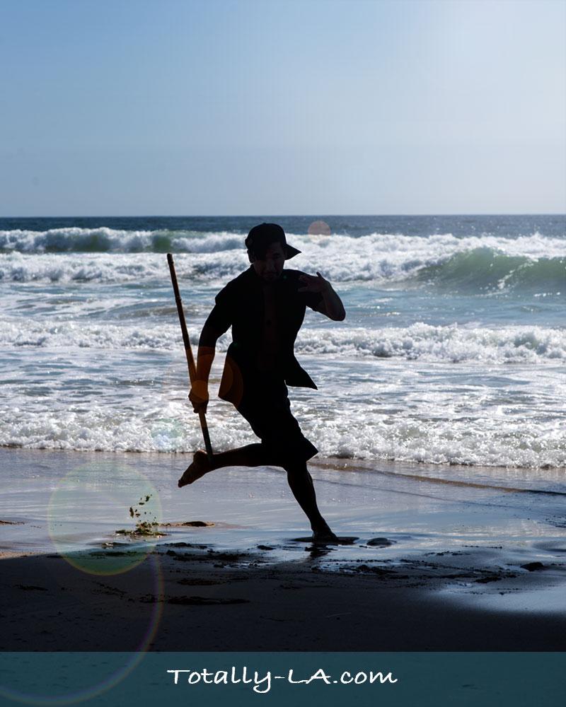 seashore-dance