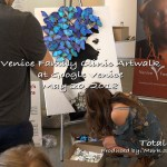 Venice Family Art Walk Hosted by Google in Venice Beach