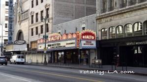 LA Theatres