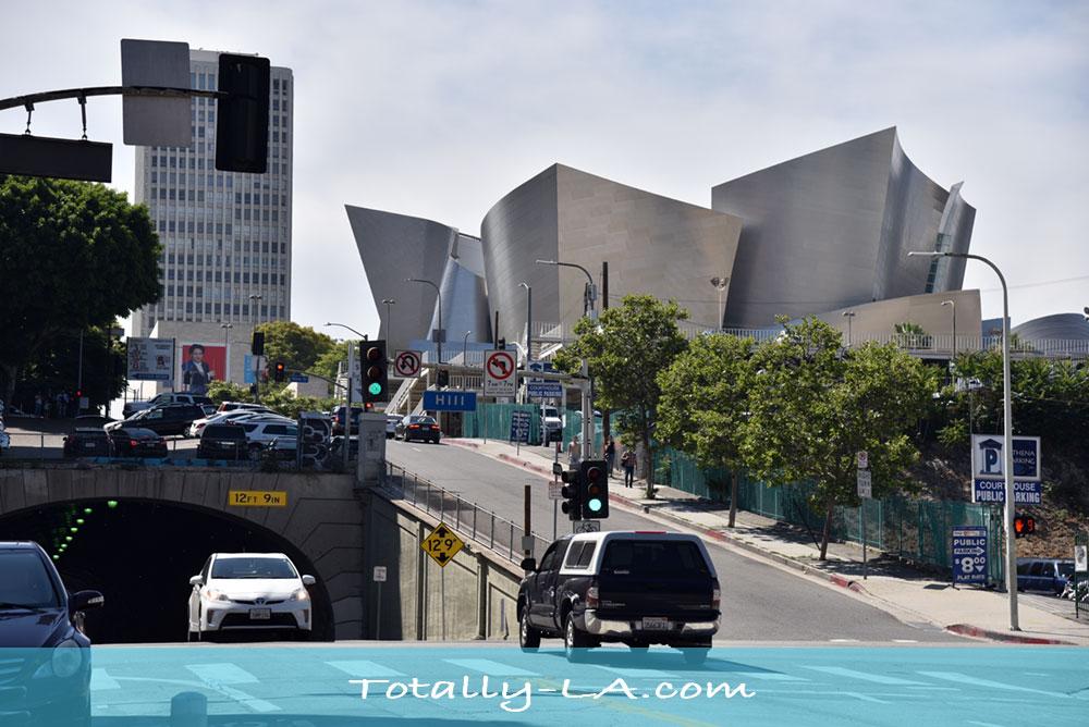 LA music center