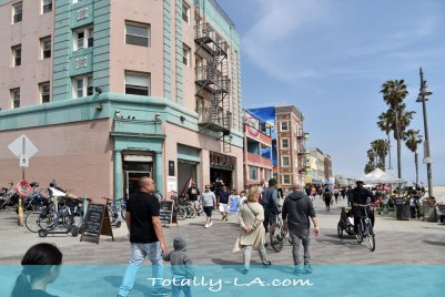 Venice Boardwalk Hotels
