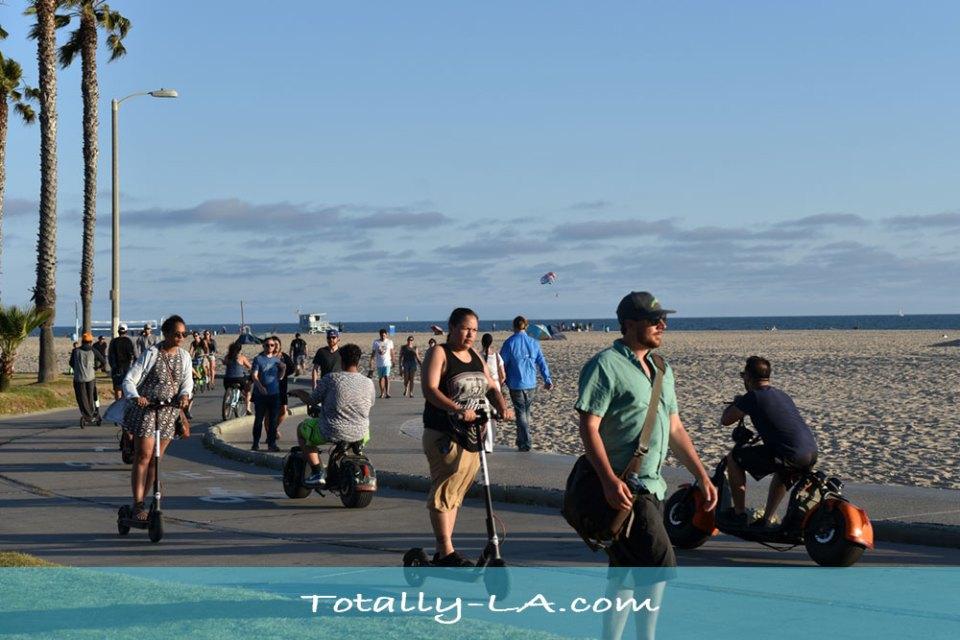 The Strand Venice Beach