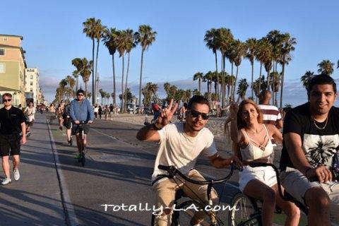 best LA bike path