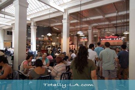 LA Food Court