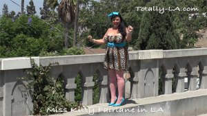 Miss Kitty in LA