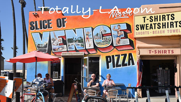 Slice of Venice Pizza