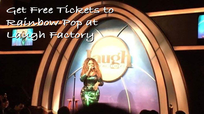 free comedy tickets