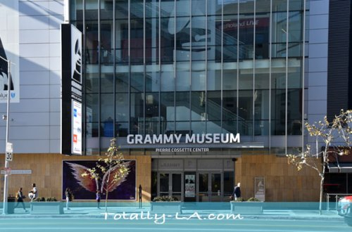 Grammy Museum Los Angeles