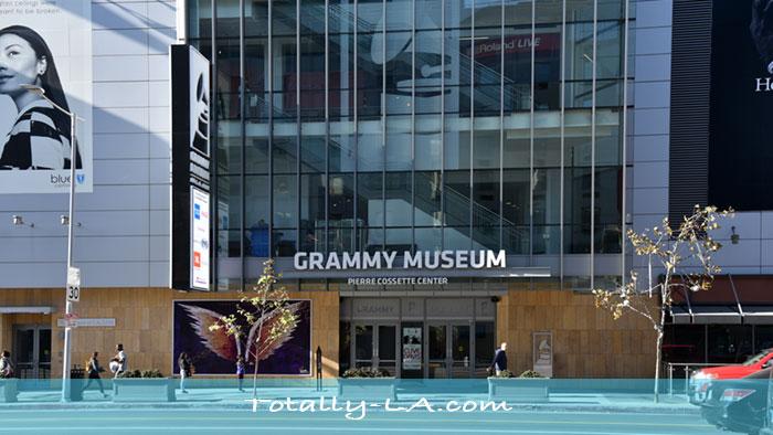 Grammy Museum Los Angeles