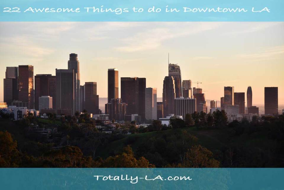 Things to do in DTLA
