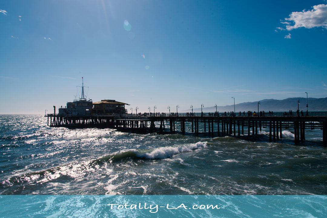 Santa Monica Attractions
